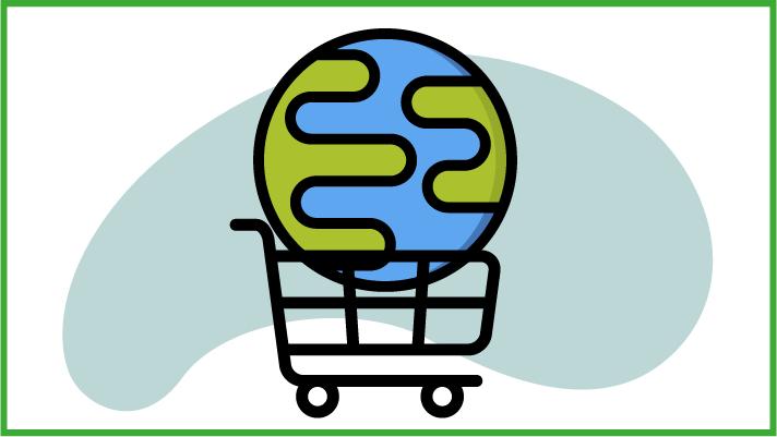 Gli acquisti che facciamo possono danneggiare il pianeta