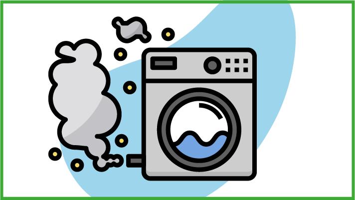 Lavatrici e inquinamento