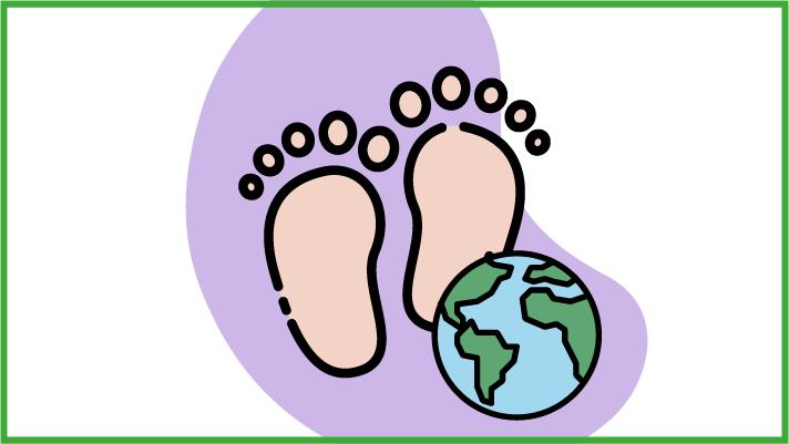 Cos'è l'impronta ecologica?