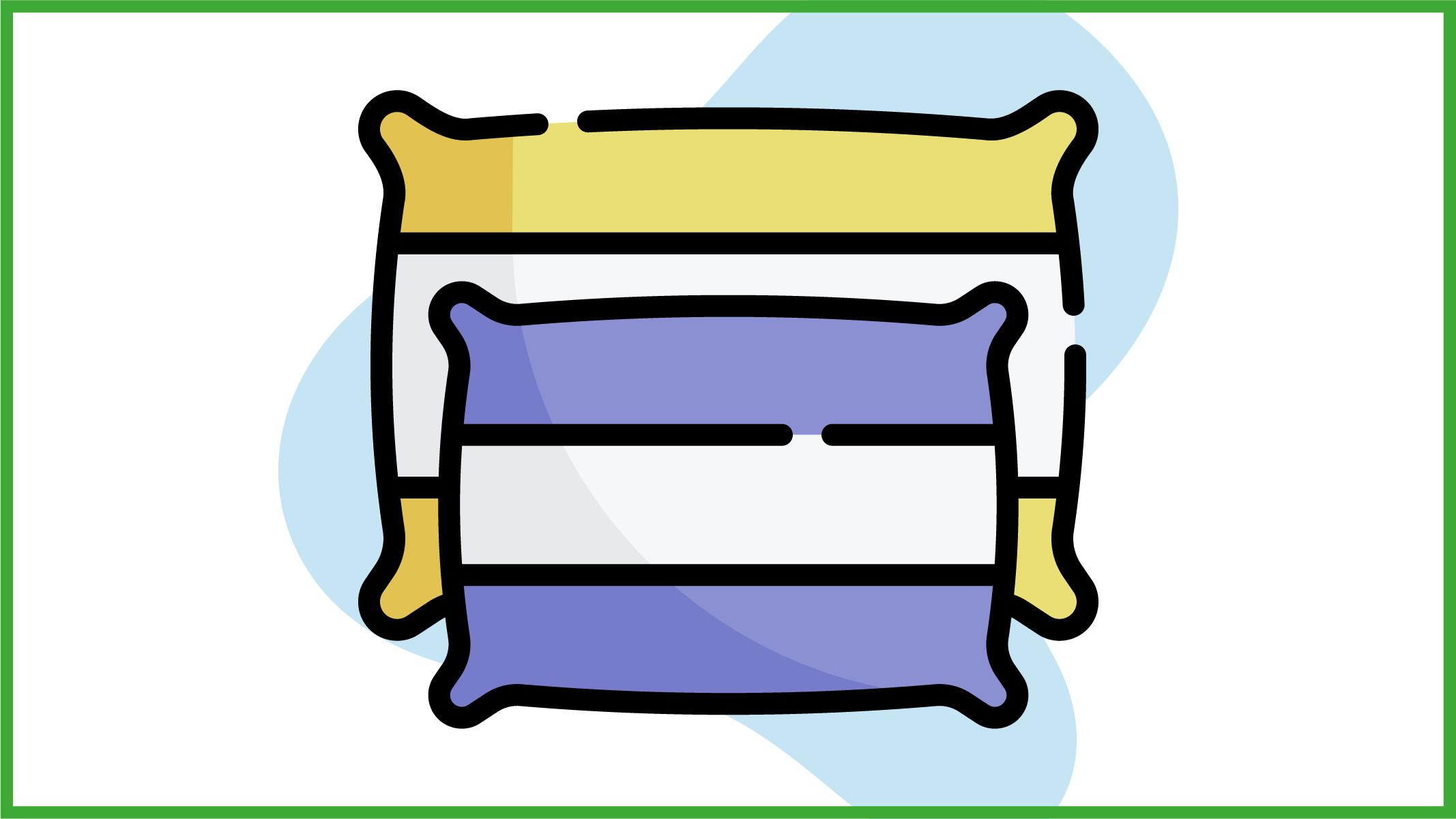 Come Pulire I Cuscini In Lattice Macchiati Di Sudore Con Prodotti Naturali