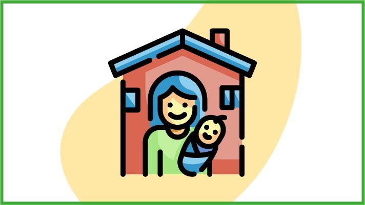 I rischi in casa per i bambini