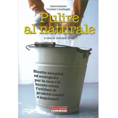 libro pulire al naturale