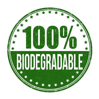 100% biodegradabile verdevero
