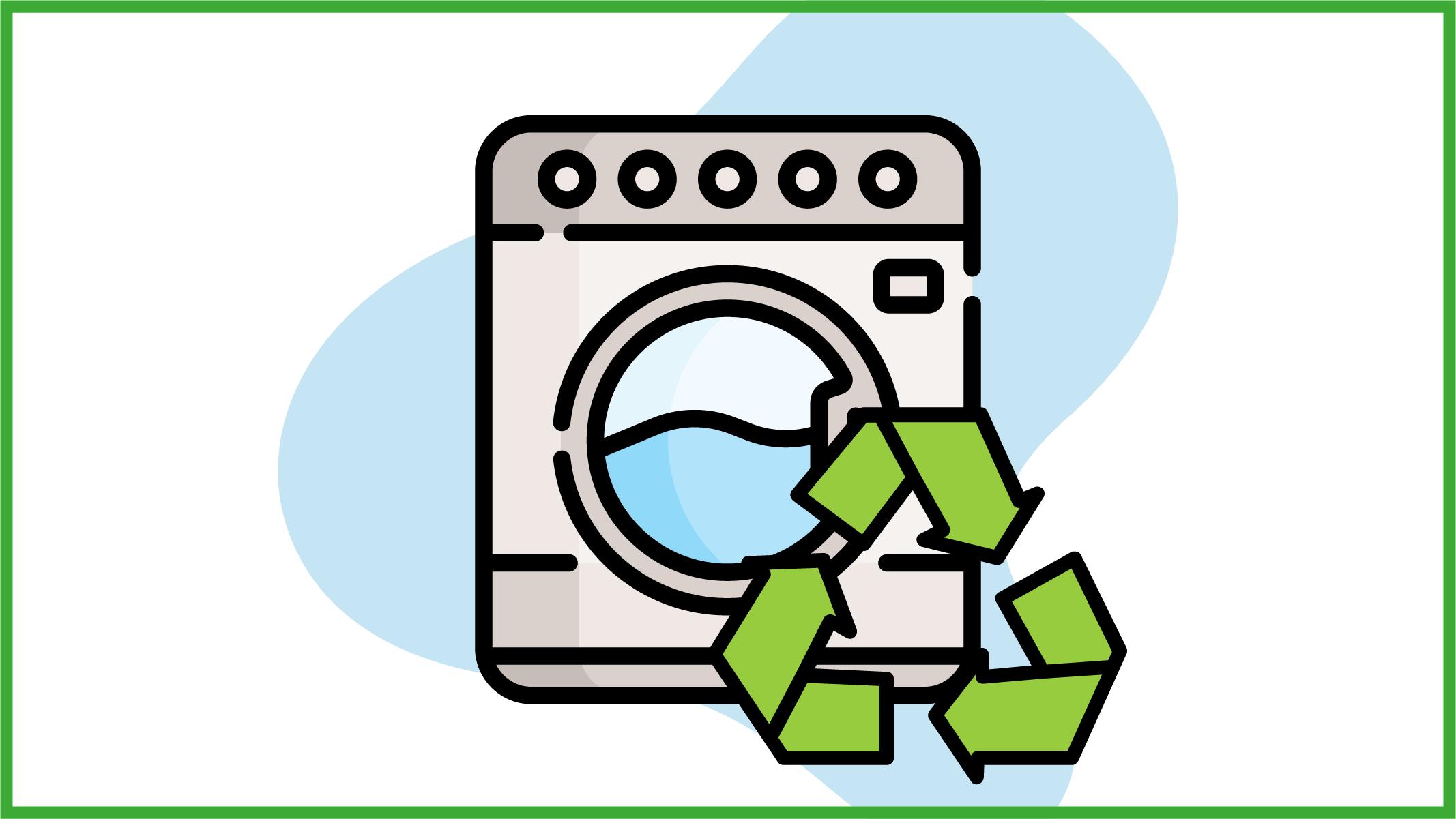 Detersivi per lavatrice senza Nickel