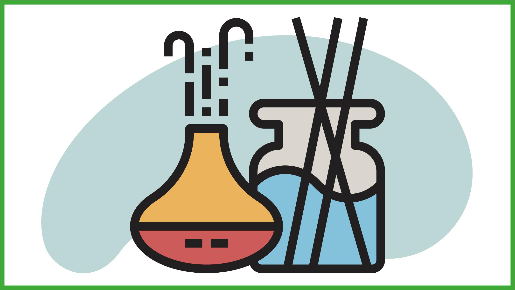 Aromaterapia e olii essenziali