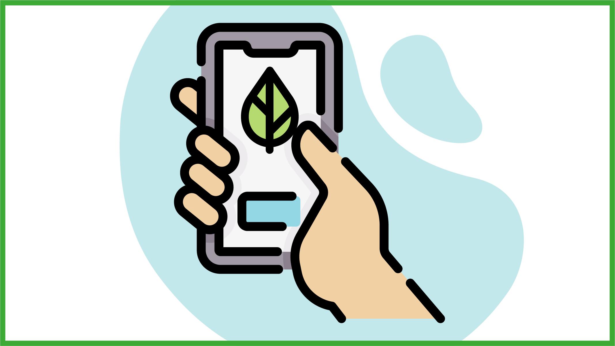 App ecologiche per smartphone