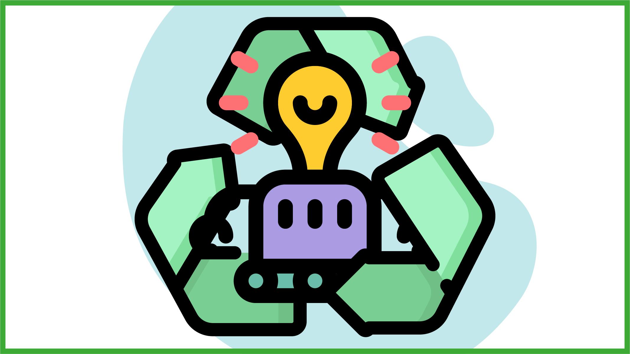 Ecobot- il robot ecologico