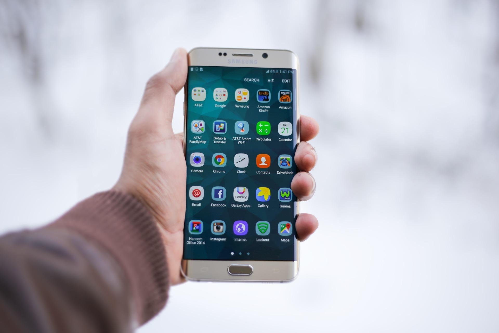 app ecologica per smartphone