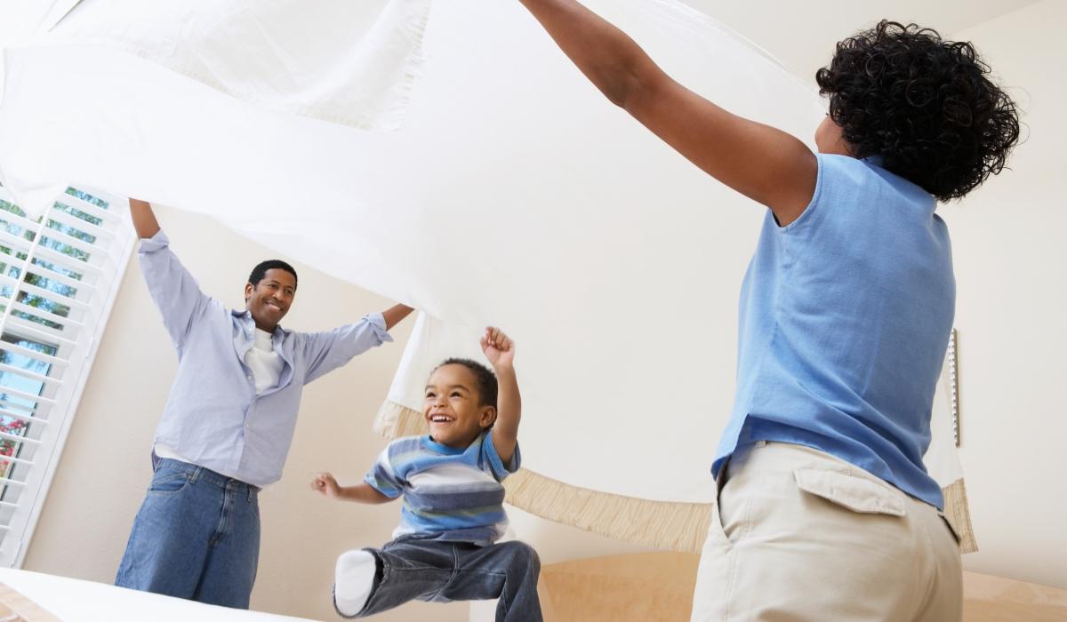 dividersi i compiti in casa
