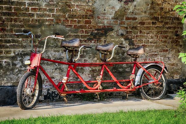 La bici al posto del bus in Olanda