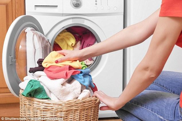 carico lavatrice verdevero detersivi ecologici