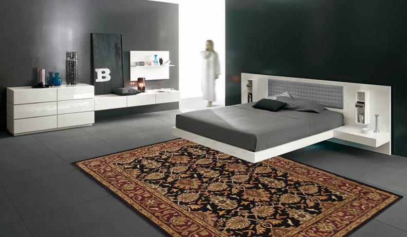 come pulire tappeto persiano