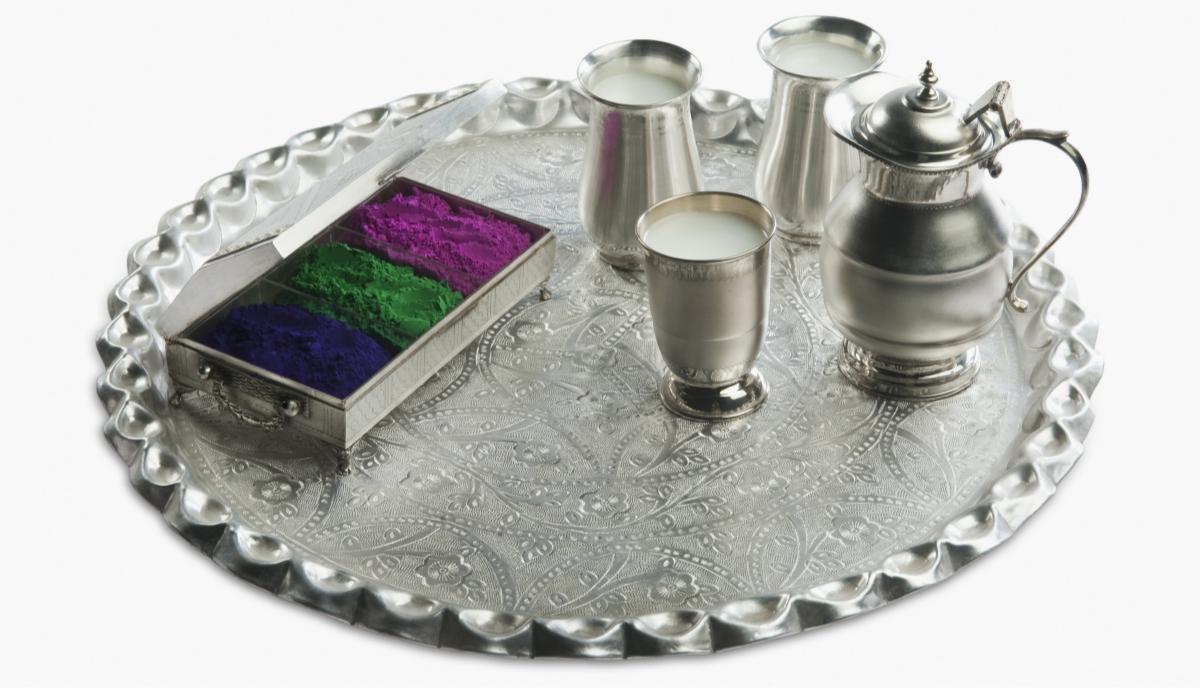 pulire l'argento in modo naturale