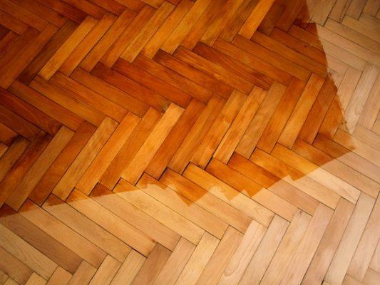 pavimenti in legno come pulire