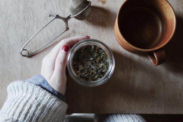 tè per il corpo