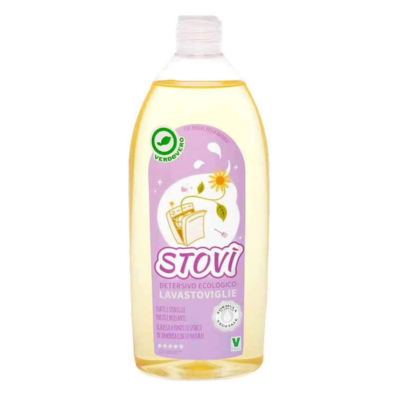 Stovi detersivo ecologico per lavastoviglie