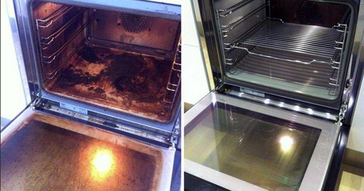 come pulire forno