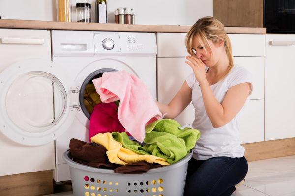 lavatrice che puzza verdevero detersivi ecologici