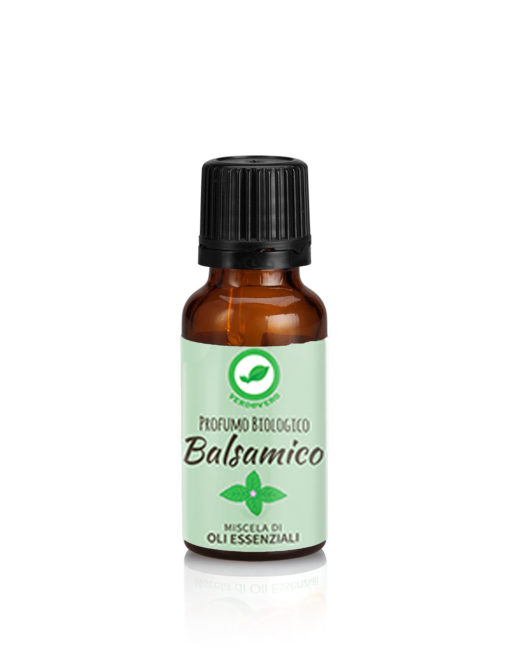 Profumo biologico balsamico