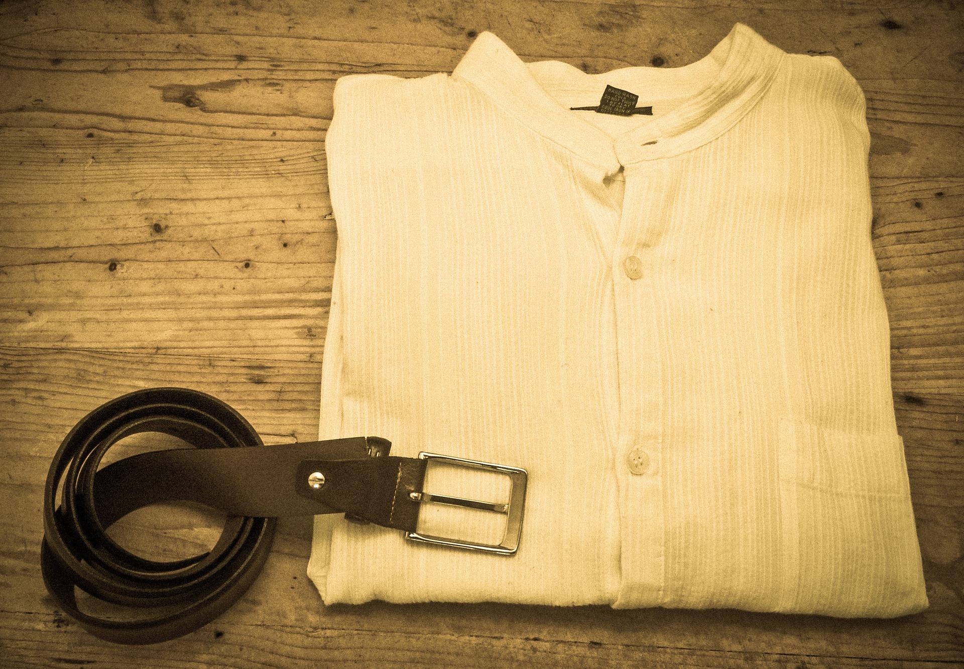 camicia di lino