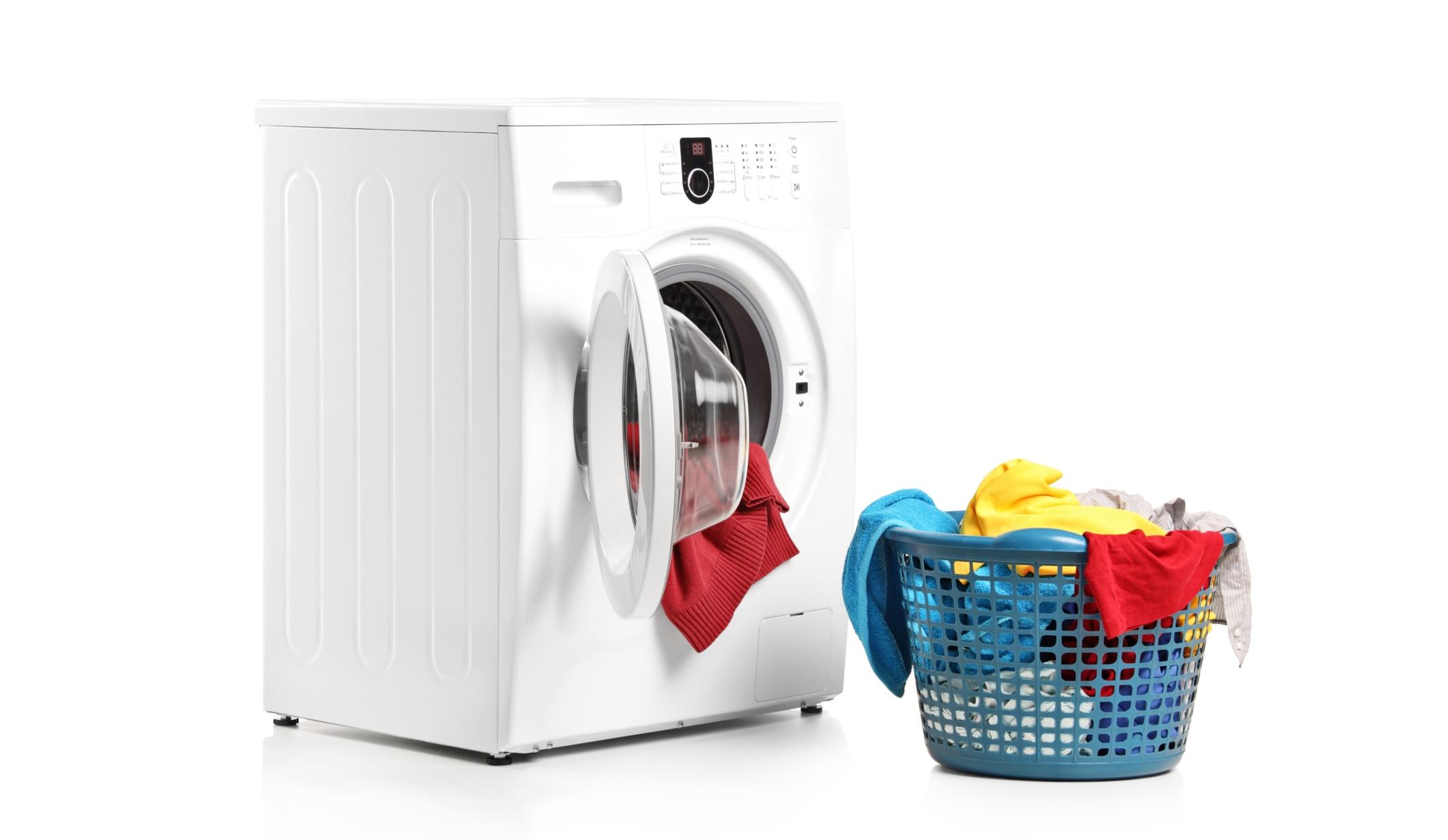 lavatrice panni carico