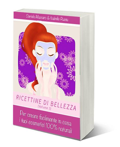 ricettine di bellezza libro daniela mascaro e isabella russu