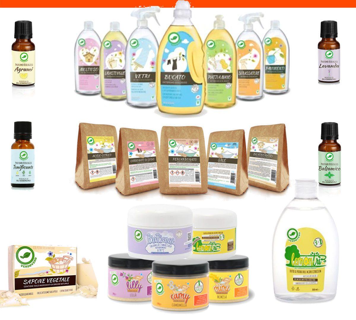 kit tutti prodotti verdevero