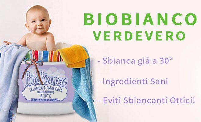 verdevero detersivi ecologici biobianco