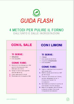 guida flash forno