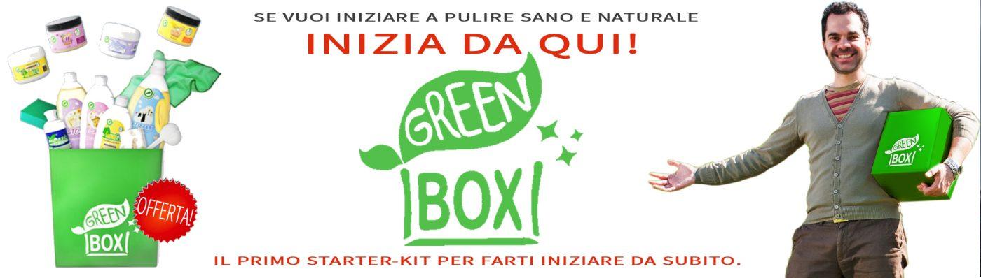 inizia dalla greenbox