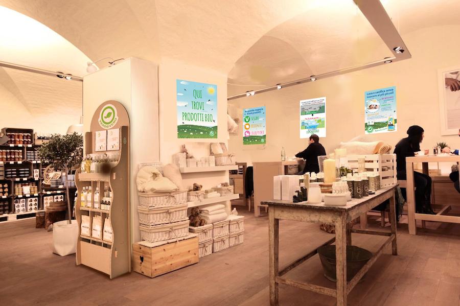 negozio verdevero