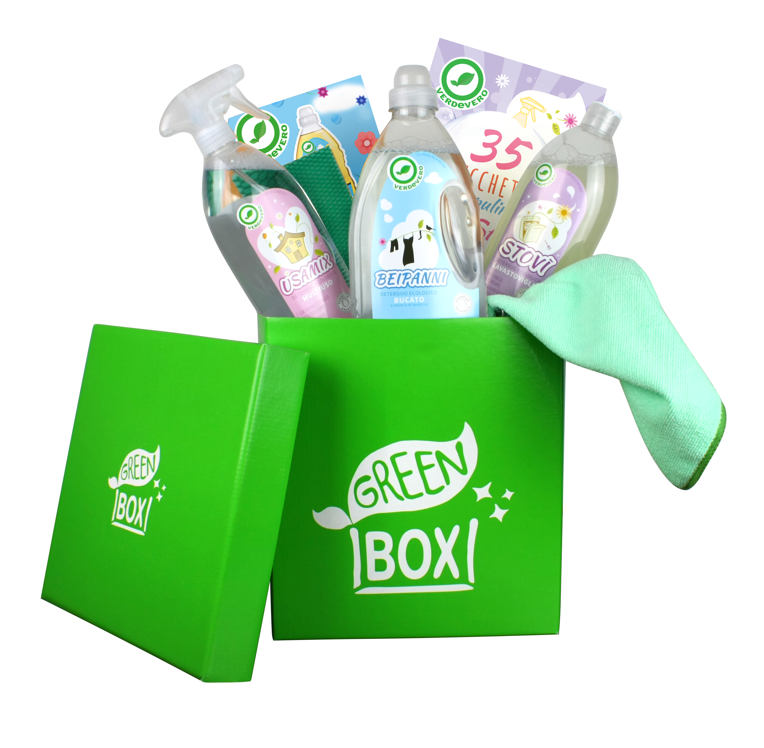 greenbox stovì
