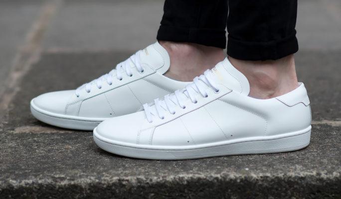 scarpe di pelle