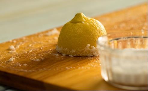 limone per pulire