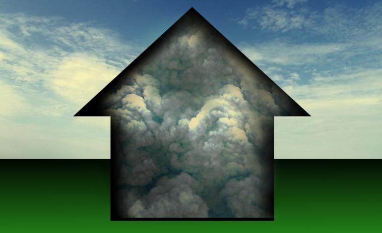 inquinamento in casa
