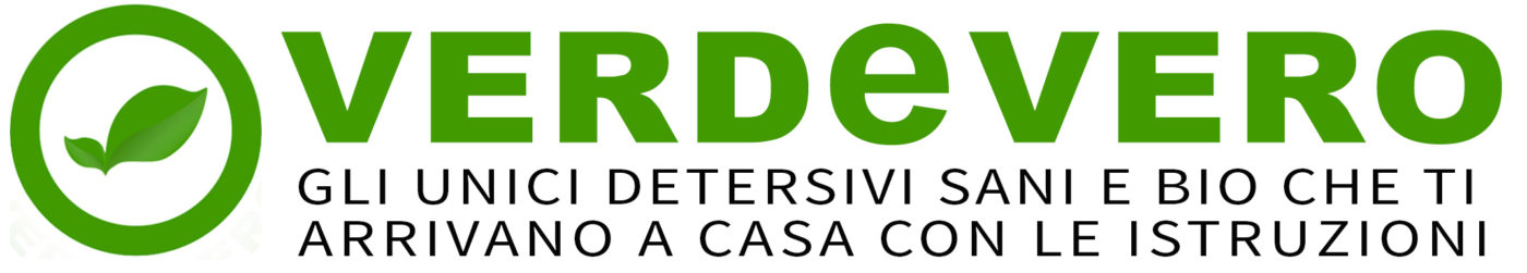 logo verdevero orizzontale